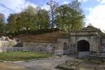 P2 entrée du fort
